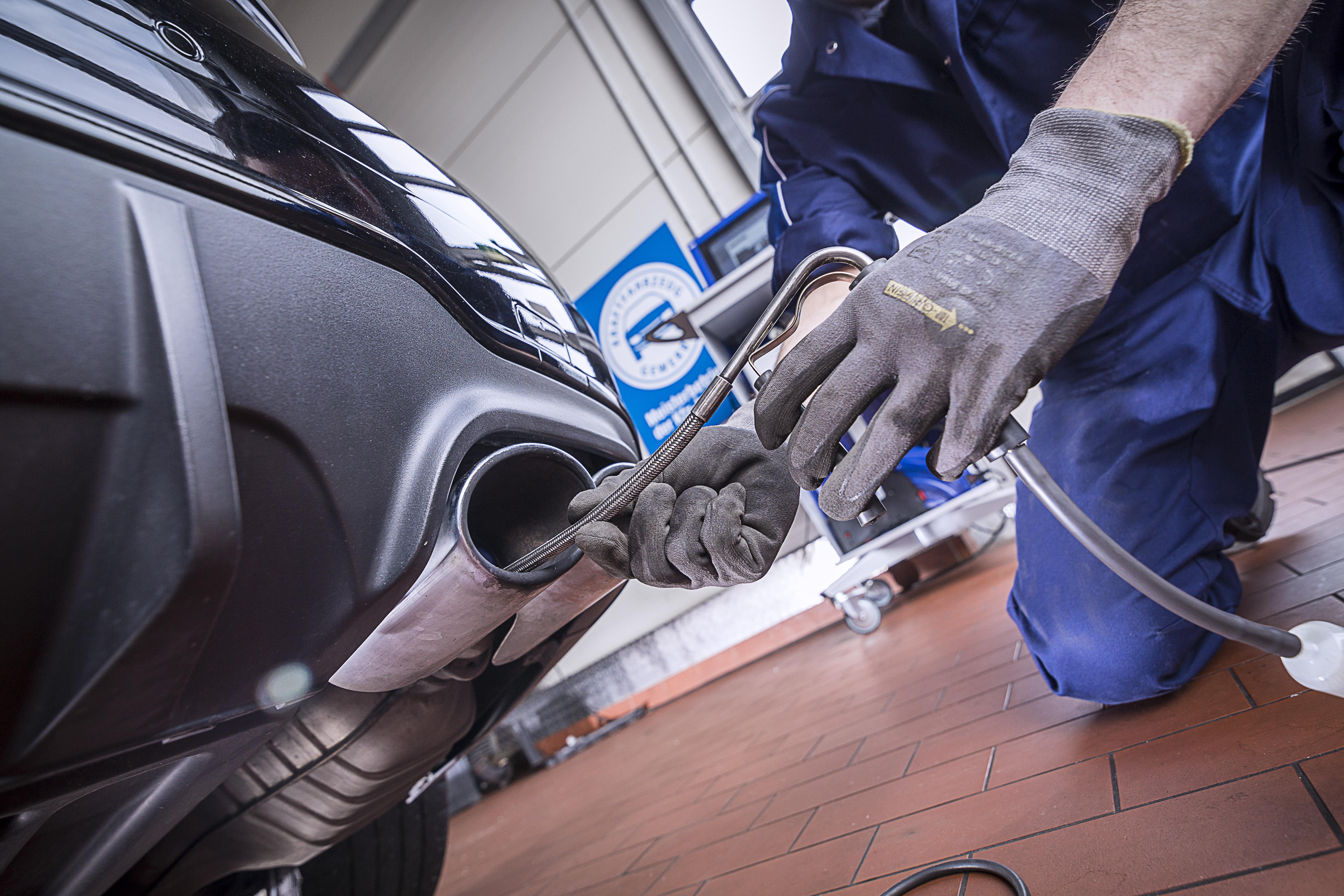AU-Kombikurs G-Kat & PKW-Diesel